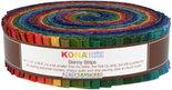 Kaufman-Skinny-Strips-Kona-Solids-Dark-Colorway-41pcs
