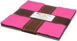 Kaufman-Ten-Squares-Kona-Solids-Classic-Colorway-42pcs
