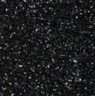 Zwart Glitter flex