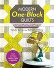 Modern-One-Block-Quilts