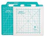 Snij--&-Strijkmat-Quilters-Cut-n-Press-I-Teal-11-x-11