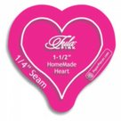 1-1-2in-HomeMade-Heart-Acrylic-Template-with-1-4in-Seam-Allowance