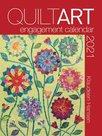 2021 Quilt Art Engagement Calendar