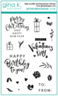Wreath builder template gina k