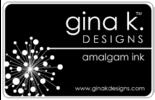 Amalgam Ink Pad Obsidian Black - Gina K Designs