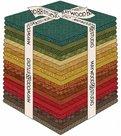 Fat Quarter Woolies Flannel Desert Sunset, 20st
