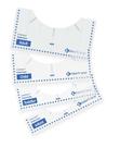 Textiel linialen Regles