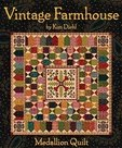 Vintage-Farmhouse-Medaillon-Quilt-Kit