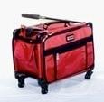 2XLarge-TUTTO-Naaimachine-koffer-op-wielen-Rood