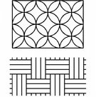 Sashiko-Paving-Stones-Interlocking-Circles-Stencil