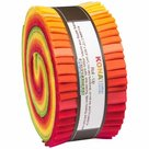 Kaufman-Roll-Up-2-1-2in-Strips-Kona-Cotton-Christa-Watson-Designer-Palette-40pcs