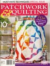 Vol26-no9-Patchwork-&-Quilting