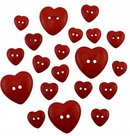 Red-Hearts-Button-Bag