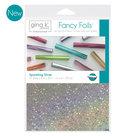 Sparkling Silver Fancy Foil Gina K Designs