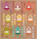 Quilt Kit Berry Season Cuckoo 75in x 81in