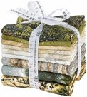 Fat Quarters Nature's Window Autumn, 9pcs