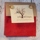 Wool-Charms-5in-x-5in-Red-5ct