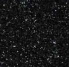 Zwart Glitter Transferfolie