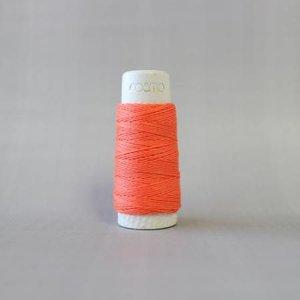 Cantaloupe - Cosmo Hidamari Sashiko Solid Thread 30 Meters