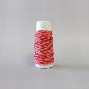 Rose Bankquet Cosmo Hidamari Sashiko Variegated Thread 30 Meters