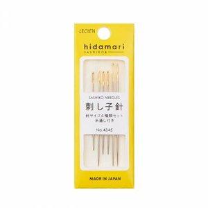 Assorted Needle Set Cosmo Hidamari Sashiko