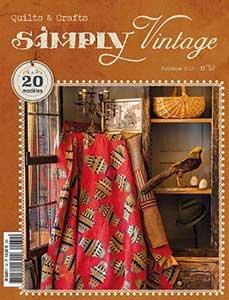 No 32 Autumn 2019 - Simply Vintage