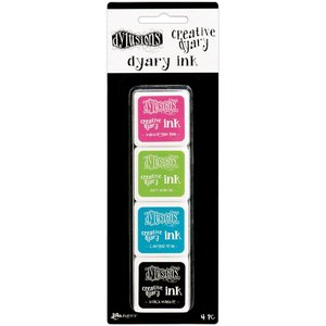 Dylusions Creative Dyary Ink Set 1