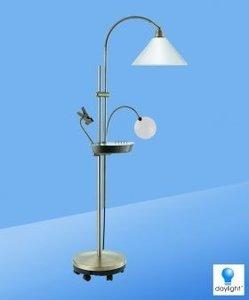 Ultimate Vloerlamp met wieltjes, Antiek DAYLIGHT