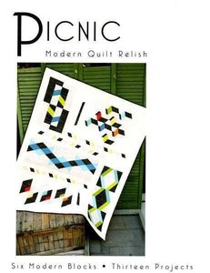 Picnic Modern Quilt Relish