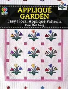 Applique Garden Easy Floral Applique Patterns