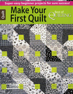 Make Your First Quilt