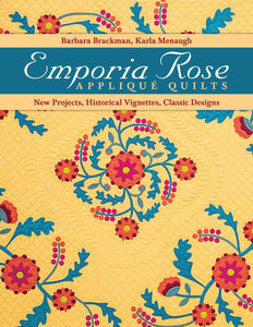 Emporia Rose Applique Quilts