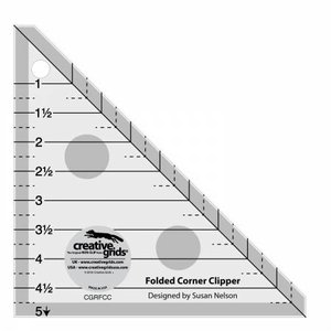 Folded Corner Clipper Tool - Creative Grids