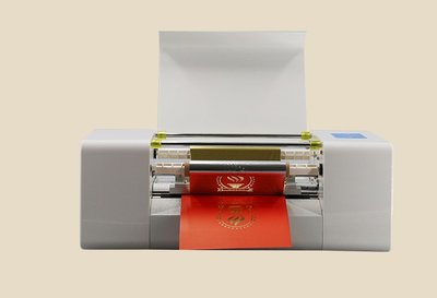 AMD360A Digitale Folieprinter Manueel