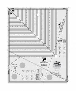 Kitty Cornered Ruler - Creative Grids