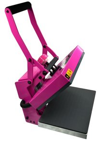 Hobby Press II - A4 Pink