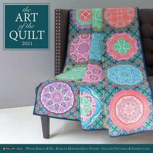 2021 Art of the Quilt Kalender