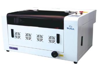CO2 Laser Cutting & Engraving machine 30x40cm 40W