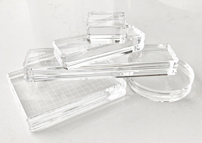 Comfort Blocks Set of 5 - Gina K Designs