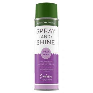 Spray & Shine Hoogglans lak/vernis