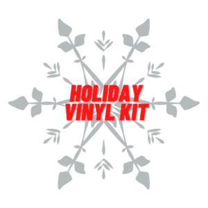 Vinyl Proefpakket - Holiday