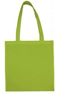 Cotton Bag - Lime