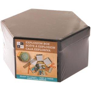 Hexagon Explosie Box