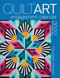 Quilt Art Engagement Kalender 2022