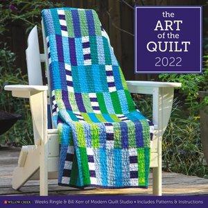 2022 Art of the Quilt Kalender
