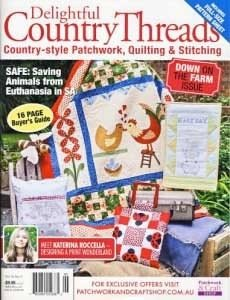 Vol16 no4 - Country Threads