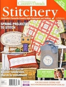 Vol16 no11 - Country Threads