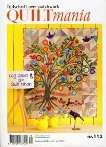 No 113 NL - Quiltmania