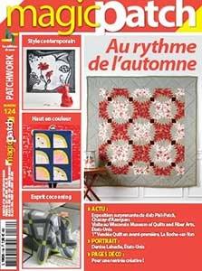 Magic Patch 124 - AU RYTHME DE L'AUTOMNE