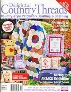 Vol16 no8 - Country Threads